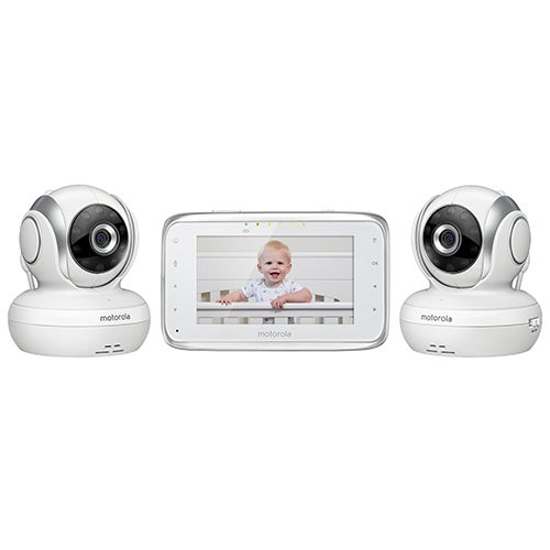 """4.3"""" Video Baby Monitor with 2 Cameras"""