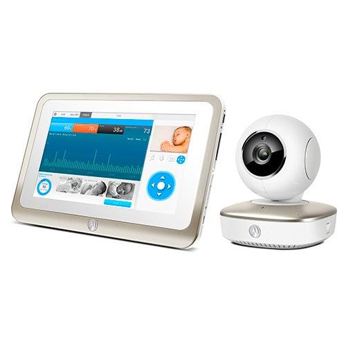 Smart Nursery 7 Portable Video Baby Monitor