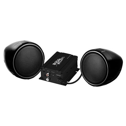 Bluetooth All-Terrain 600W Speakers and Amplifier