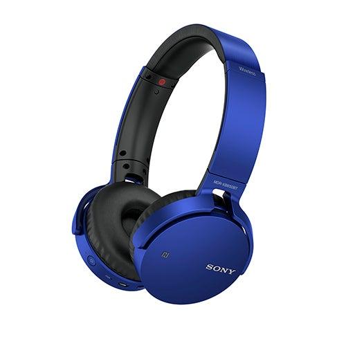 XB Extra Bass Bluetooth Headphone, Blue