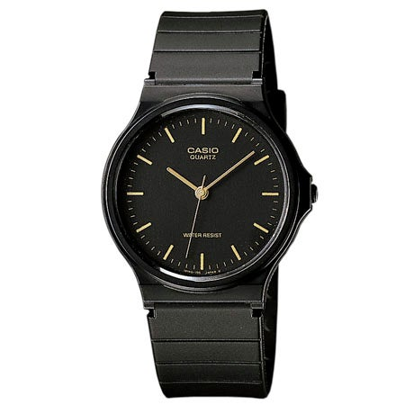 Black Casual Classic Analog Watch