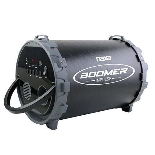 Boomer Impulse PA Bluetooth Boombox w/ LED Lights