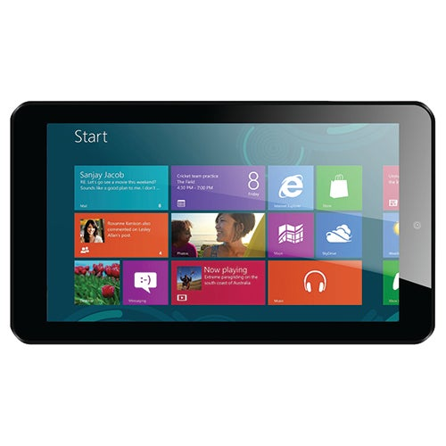 "Core 7"" Tablet with Microsoft Windows 10"