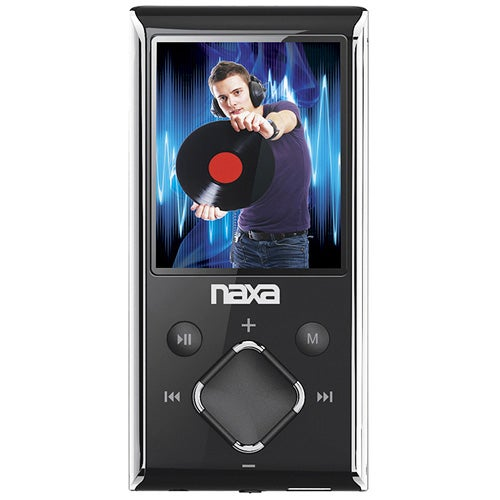 "Portable Media Player, 8GB, 1.8"" LCD Screen"