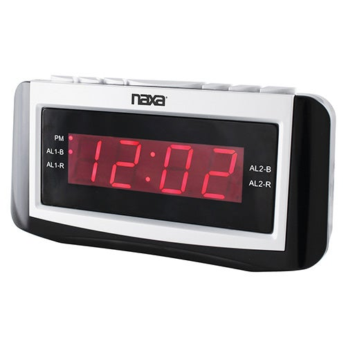 Jumbo Display Clock Radio