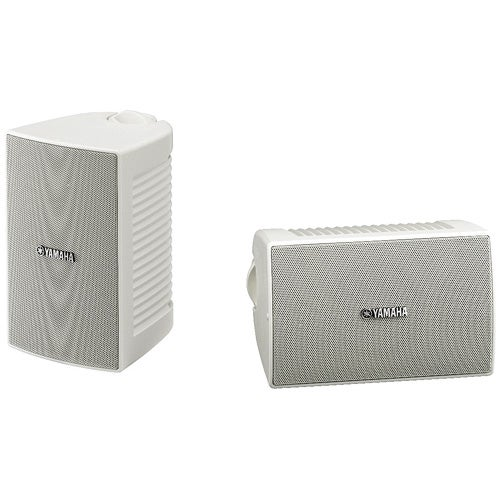 All-Weather Speakers, White