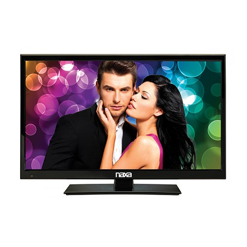 "24"" LED 720p HDTV and Media Player"