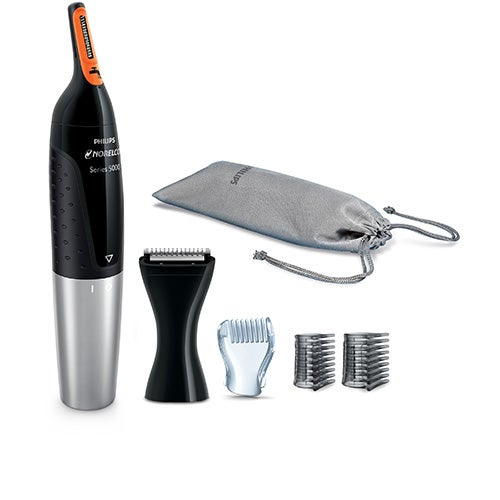 Nose Trimmer 5100 Facial Hair Precision Trimmer