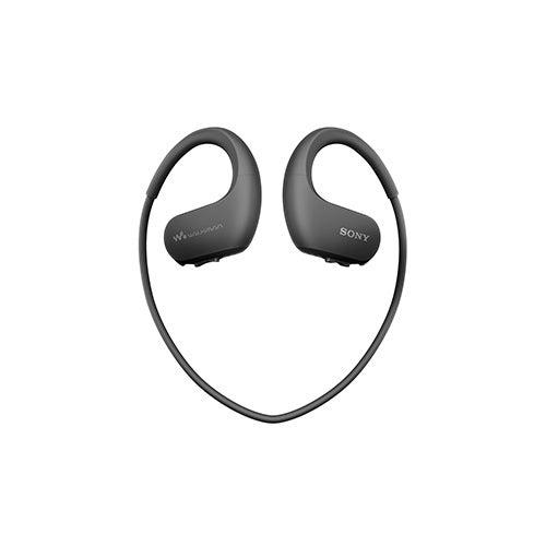 Waterproof Sports Wearable Walkman, 4GB, Black