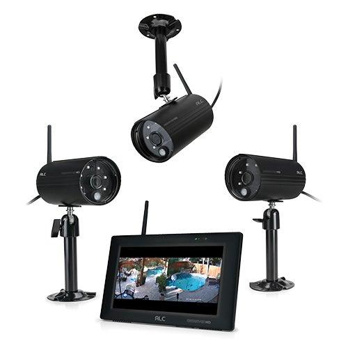 ObserverHD Full HD In/Out Surveillance w/ 3 Cameras