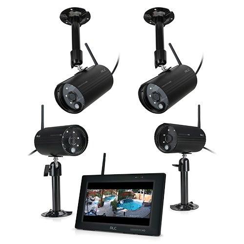 ObserverHD Full HD In/Out Surveillance w/ 4 Cameras