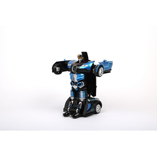 Auto-Moto Transforming RC Car & Robot, Ages 8+ Years