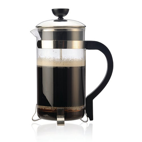 8-Cup Classic Coffee Press, Chrome