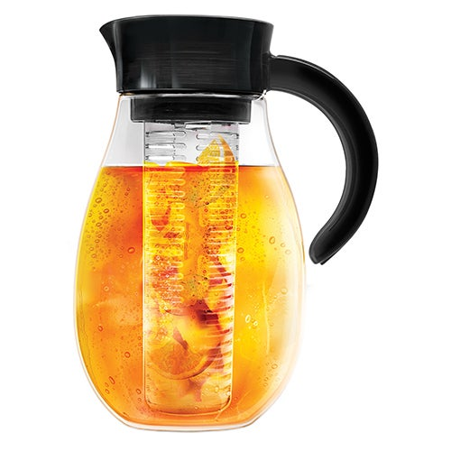 2.7 Qt FlavorUp Pitcher w/ Flavor Infuse and Brew Core