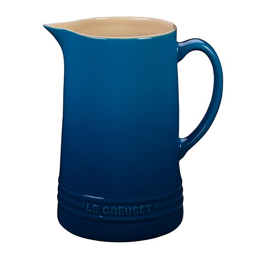 1.6 Qt Stoneware Pitcher, Marselle