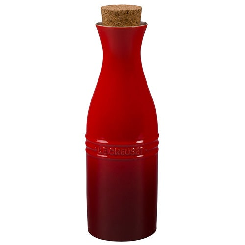 750ML Large Carafe with Cork, Cherry