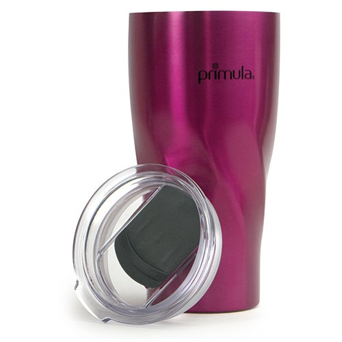 Avalanche 20oz Double Wall Stainless Steel Tumbler, Dark Pink