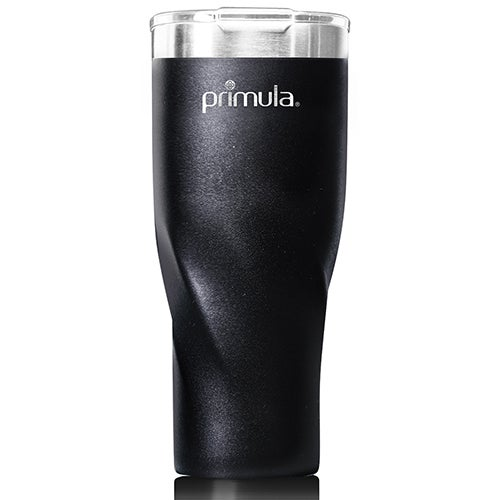 Avalanche 32oz Double Wall Stainless Steel Tumbler, Matte Black