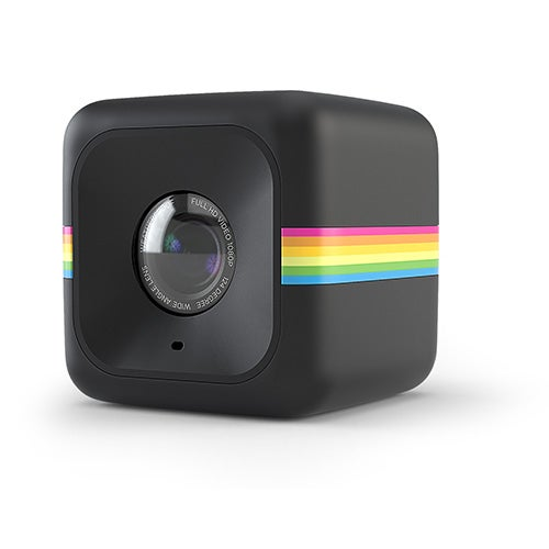 CUBE Act Two HD Action Video Camera, Black