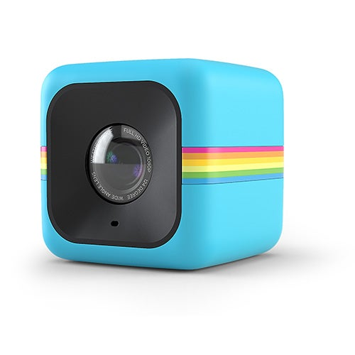 CUBE Act Two HD Action Video Camera, Blue