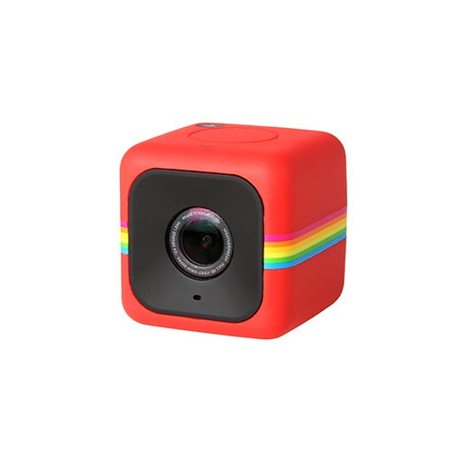 CUBE Act Two HD Action Video Camera, Red