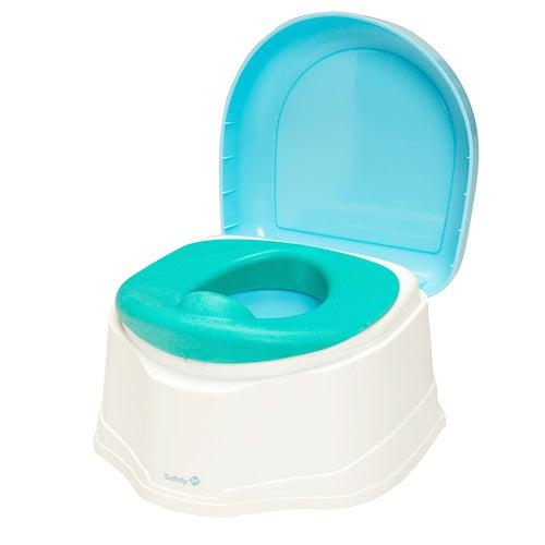 Clean Comfort 3-in 1 Potty Trainer