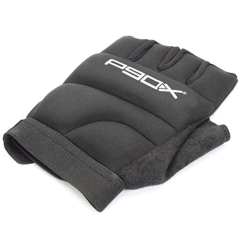 Full Palm Weighted Gloves, 2lb Pair - Large/XLarge