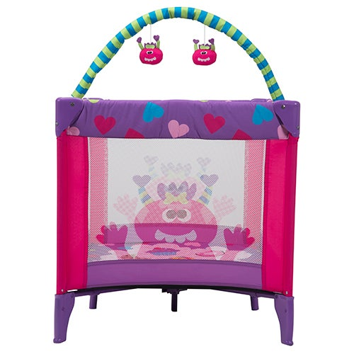 Funsport Deluxe Play Yard, Monster Shelley