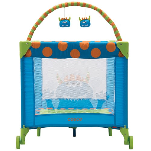 Funsport Deluxe Play Yard, Monster Syd