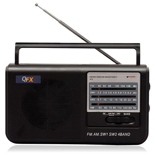 AM/FM Shortwave Radio