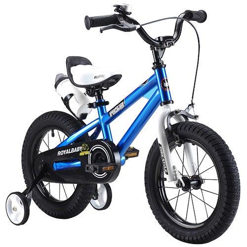 "Freestyle 14"" Boys Bike, Blue"