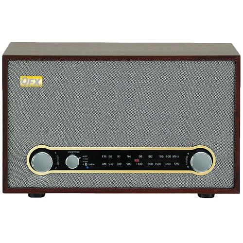 Retro Bluetooth AM/FM Radio