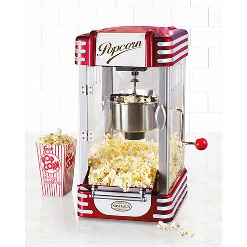 Retro Series 2.5oz Kettle Popcorn Maker