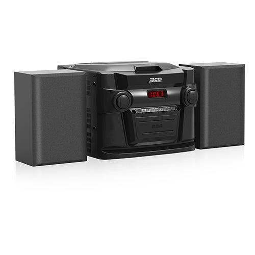 3 CD Micro Audio System w/ AM/FM Radio