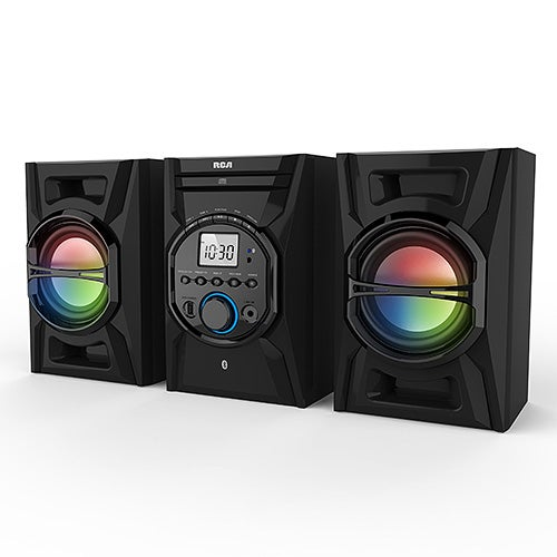 CD Mini System with Bluetooth