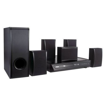 100 Watt DVD Home Theater System