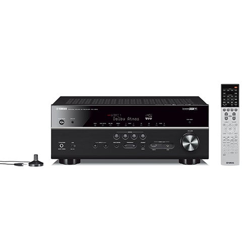 7.2 Channel 4K Ultra HD MusicCast A/V Receiver