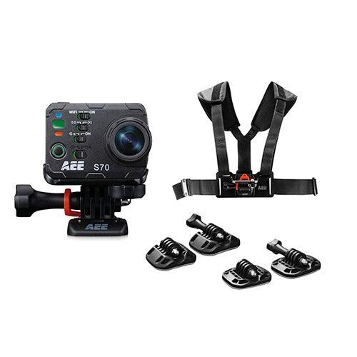 MagiCam S70 Action Camera Bundle