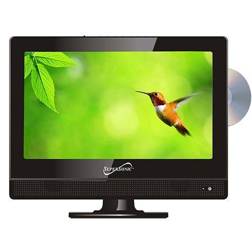"""13"""" LED Widescreen HDTV/DVD Combo"""