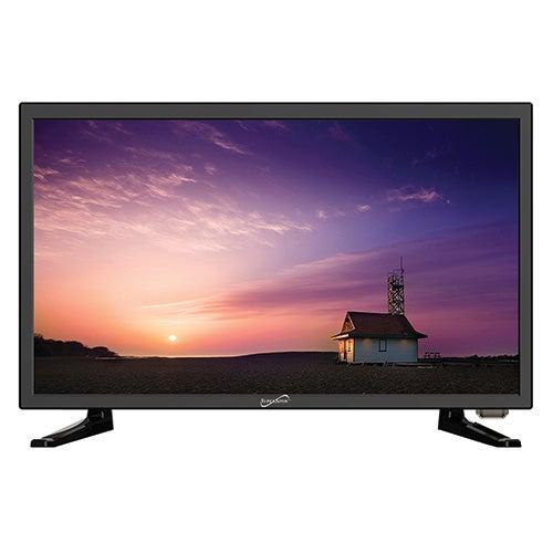 "19"" Widescreen LED HDTV"