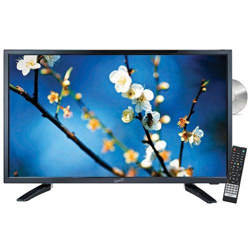 """22"""" LED Widescreen HDTV/DVD Combo"""