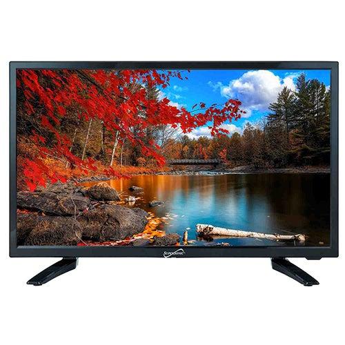 "24"" Widescreen LED HDTV"