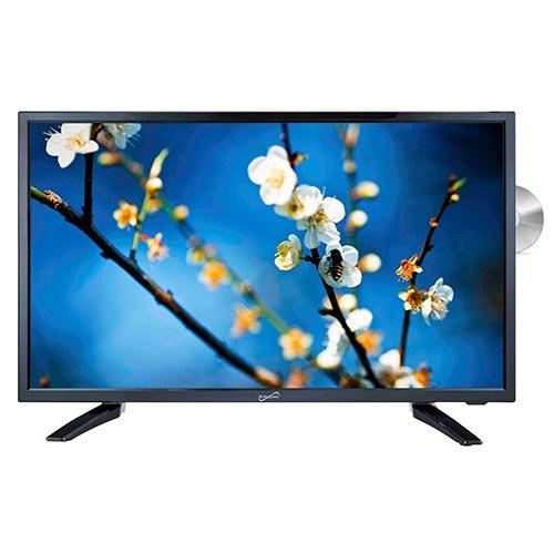"""24"""" LED Widescreen HDTV/DVD Combo"""