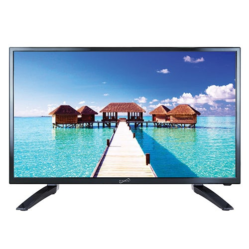 """32"""" LED HDTV with USB and HDMI"""