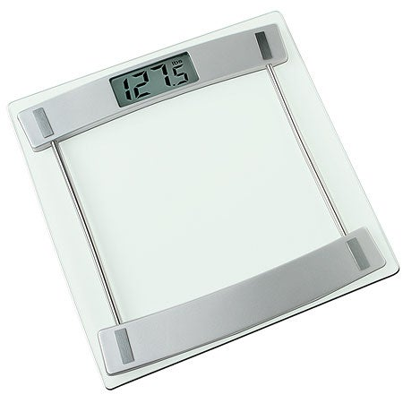Tempered Glass LCD Digital Bath Scale