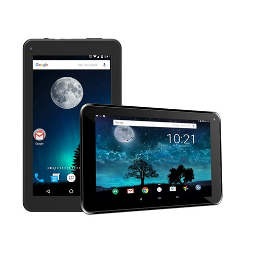 "7"" Android Tablet w/ Quad-Core Processor"