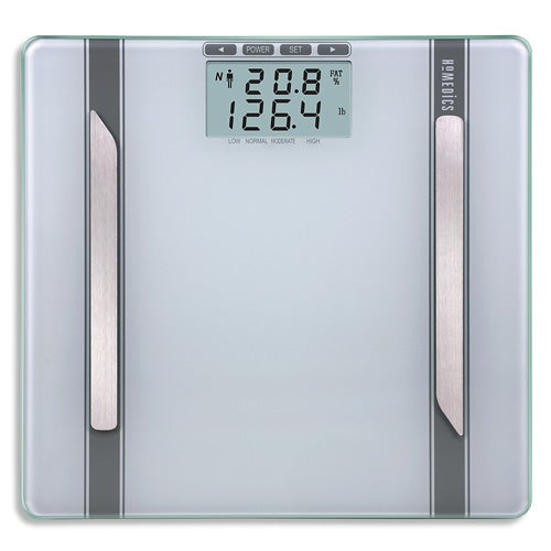 Body Composition Scale w/ 10 User Memory