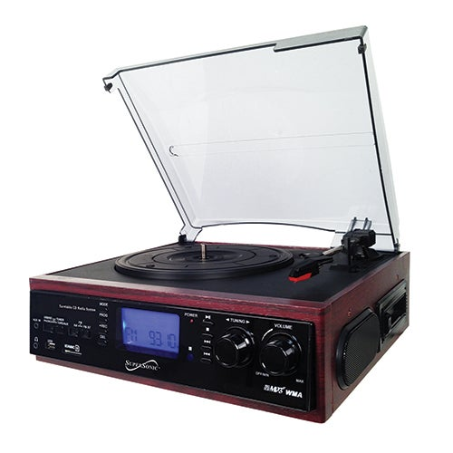 Professional Turntable System