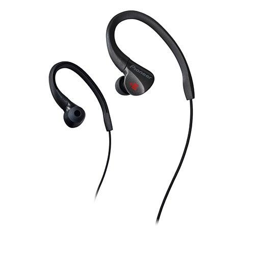 IronMan Sports Earphones, Black