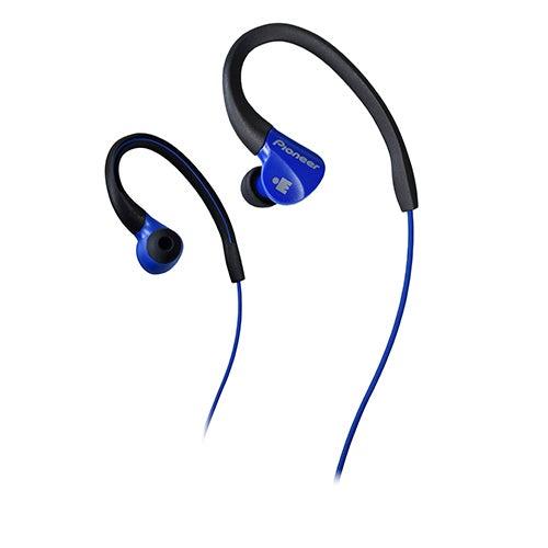 IronMan Sports Earphones, Blue/Black